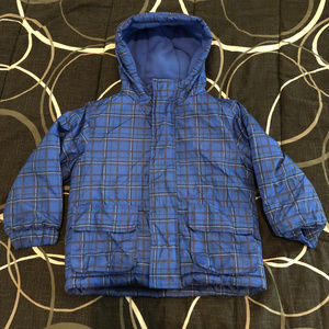 Very Good Condition Faded Glory Jacket Size 3T